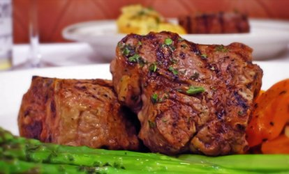 image for 30-Year Anniversary Celebration: Prix Fixe Dinner at Izzy's Steaks and Chops - San Carlos (Up to 30% Off)