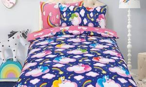 Parure de lit réversible enfant