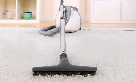 Steam Carpet Cleaning or Upholstery Cleaning from HomeClean Services (Up to 58% Off)