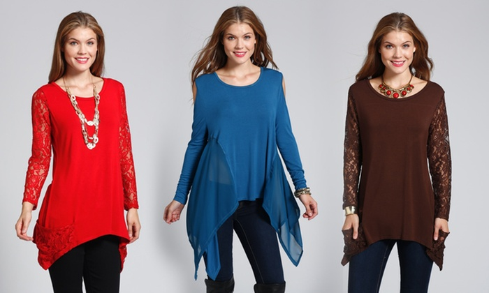 Classique Women's Tops: Classique Women's Tops. Multiple Styles Available. Free Shipping and Returns.