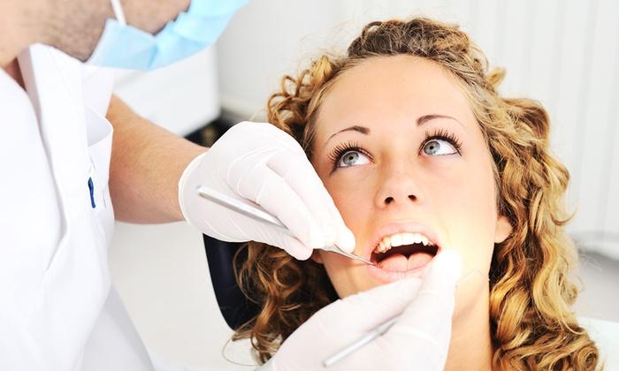 POLIAMBULATORIO ZACCARIA 2 - Milano: Visita odontoiatrica con smacchiamento air flow e sbiancamento al plasma