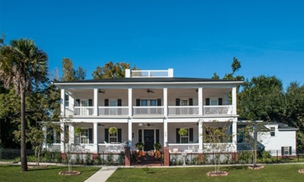 Holiday Home Tour and Museum Visit for One or Two at Amelia Island Museum of History‎ (Up to 47% Off)