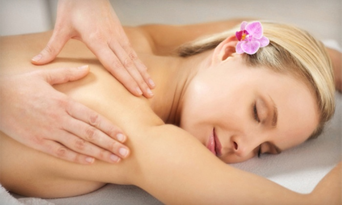 The Ivy Tanning Salon and Spa - Southampton: $37 for a 60-Minute Deep-Tissue Massage at The Ivy Tanning Salon and Spa ($75 Value)