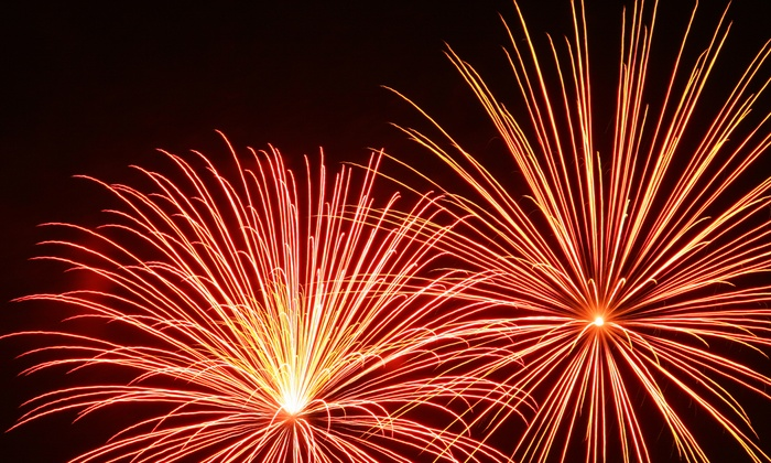 Zeus Nutrition & Supplements - Mount Hope Huron Park: Fireworks at Zeus Nutrition & Supplements (Up to 50% Off). Two Options Available.