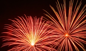 Zeus Nutrition & Supplements: Fireworks at Zeus Nutrition & Supplements (Up to 50% Off). Two Options Available.