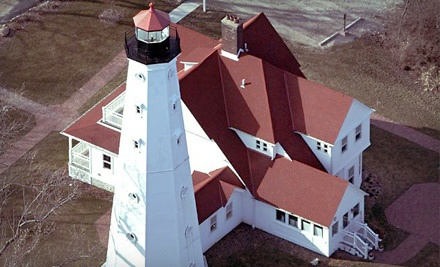 Admission for 2  - North Point Lighthouse in Milwaukee
