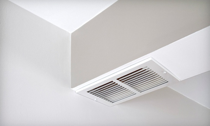 Vent-Tech - Lincoln: Cleaning for Up to 10 Air Ducts with Optional Dryer-Vent Cleaning from Vent-Tech (Up to 75% Off)