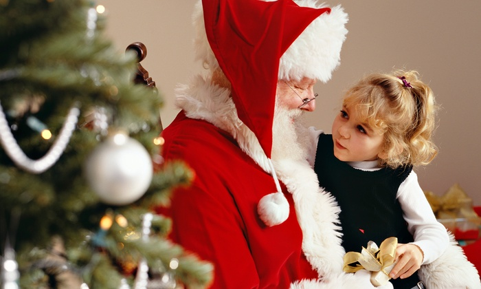 Wintergreen Tree Farm - Machias: $29 for Pictures with Santa Package for Up to 10 at Wintergreen Tree Farm ($79 Value)