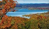 Up to 46% Off at Shanty Creek Resorts' Summit Village Lakeview Hotel in Bellaire, MI