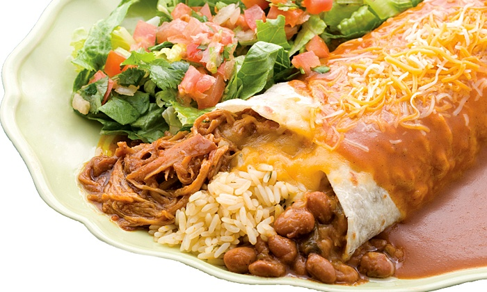 Costa Vida - Englewood: $11 for $20 Worth of Mexican Cuisine and Drinks at Costa Vida
