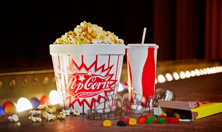 $21 for Two Movie Tickets, Two Beverages, and One Popcorn at Times Cinema ($40.50 Value)