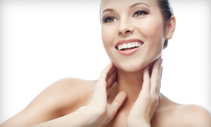 Image Spa MD - Rancho Cucamonga: Laser Skin-Resurfacing Treatment for One Facial Area or the Entire Face at Image Spa MD in Rancho Cucamonga (80% Off)
