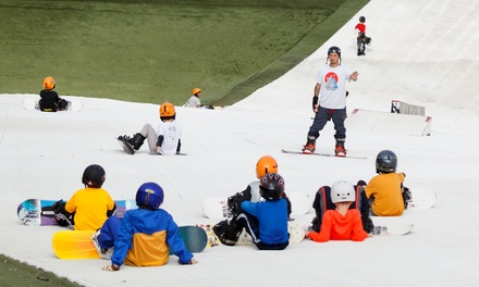 Tubing, Skiing, and Snowboarding at Liberty Mountain Snowflex Centre (Up to 54% Off). Four Options Available.