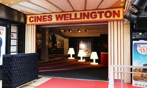 Cinés Wellington: € 11 voor 2 cinematickets (inclusief 3D-voorstellingen) en 2 kleine zakjes popcorn bij Cinés Wellington