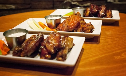 $15.99 for $30 Worth of Upscale Pub Cuisine at King's Oak