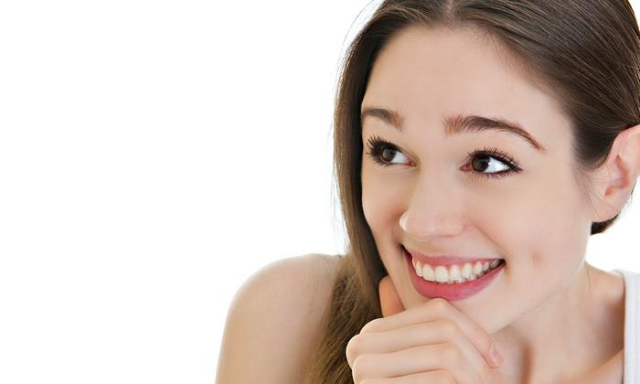 Ashburn Dental Care - Broadlands: Dental Checkup, Zoom! Teeth Whitening, or Both at Ashburn Dental Care (Up to 80% Off)