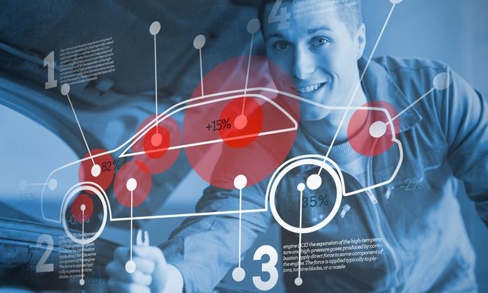 AUTOFFICINA ANDREA - AUTOFFICINA ANDREA: Check up auto o con in più ricarica del condizionatore da 19,90 €