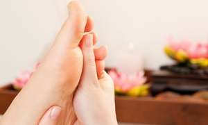 Peace of Mind: $45 for One 60-Minute Massage and Foot Reflexology Treatment at Peace of Mind ($100 Value)