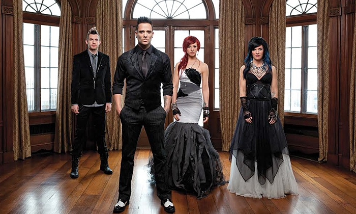 Skillet - Rolling Hills Community Church: Skillet at Rolling Hills on Saturday, September 13, at 7 p.m. (Up to 50% Off)