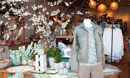 $85 for $150 Worth of Apparel and Gifts at Portobello Road