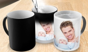 PrinterPix: Personalized Photo Mugs from PrinterPix (Up to 60% Off). Three Options Available.
