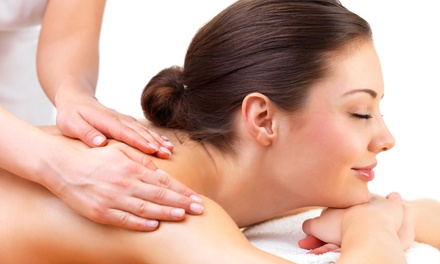 $79 for One 75-Minute Rolfing Posture-Adjustment Session at Jed Bentley Rolfing ($160 Value)
