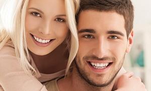 Limpieza bucal con ultrasonidos, pulido dental, revisión y diagnóstico por 9,95 €