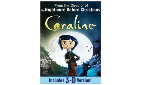 Coraline with Anaglyph 3D Version on DVD e56f8602-ee23-11e6-8b4a-00259069d868