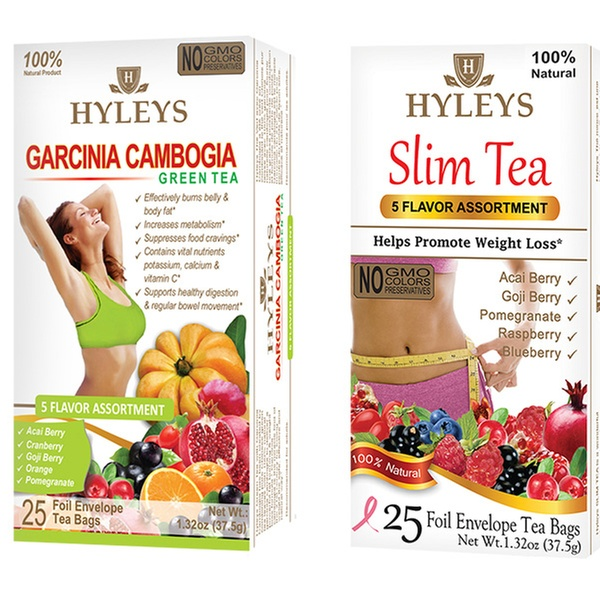Hyleys Weight Loss Teas Groupon Goods