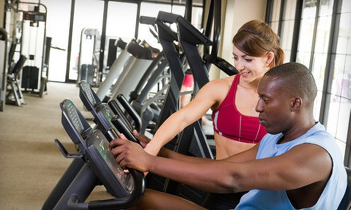 Fitness 19 - Multiple Locations: 3-, 6-, or 12-Month Gym Membership with Personal Training at Fitness 19 (Up to 80% Off)