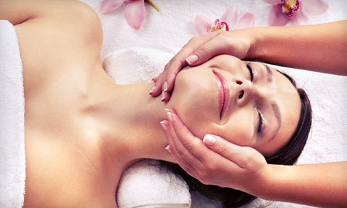 Panache Salon & Spa - Hampton: $59 for 90-Minute Spa Package with Massage, Facial, and Reflexology at Panache Salon & Spa in Hampton (Up to $165 Value)