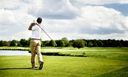 $22 for 18 Holes on the Blue and White Course, Plus Cart at Willow Creek Golf Course ($38 Value)