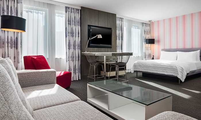 Boutique, All-Suite Dallas, TX Hotel - Dallas: Stay with In-Room WiFi at Le Méridien Dallas by the Galleria. Dates into February.