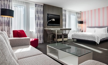 Stay with In-Room WiFi at Le Méridien Dallas by the Galleria. Dates into February.