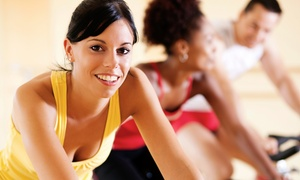 Dragonfly Studio: 5, 10, or 20 Spin Classes at Dragonfly Studio (Up to 61% Off)