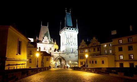Prag: 2 bis 5 Tage für Zwei mit Frühstück, einer Flasche Wein, WiFi und Parkplatz im Hotel Pankrác