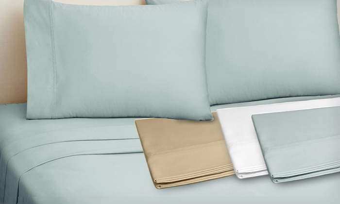 Ellen Tracy Egyptian Cotton Sheets: Ellen Tracy 650-Thread-Count Egyptian Cotton Sheets (Up to 71% Off). 14 Options Available. Free Shipping and Returns.