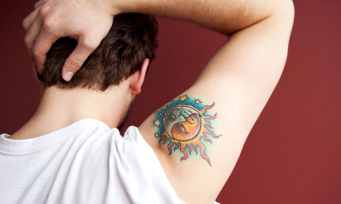 FoQus Ink - Roselle: One or Two Hours of Tattooing at FoQus Ink (Up to 59% Off)