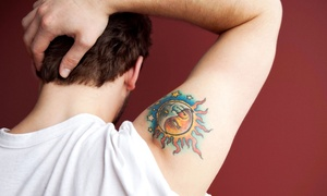 FoQus Ink: One or Two Hours of Tattooing at FoQus Ink (Up to 59% Off)