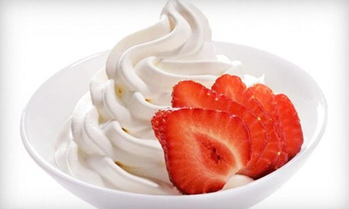 Tutti Frutti - Ala Moana - Kakaako: $10 for $20 Worth Of Frozen Yogurt and Bubble Drinks at Tutti Frutti