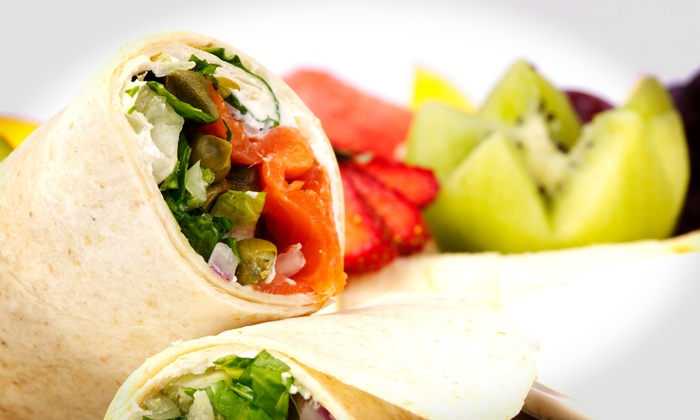 Happiness Healthy Cafe - Fort Myers: $7 for $14 Worth of Sandwiches, Indian Cuisine, and Drinks at Happiness Healthy Cafe
