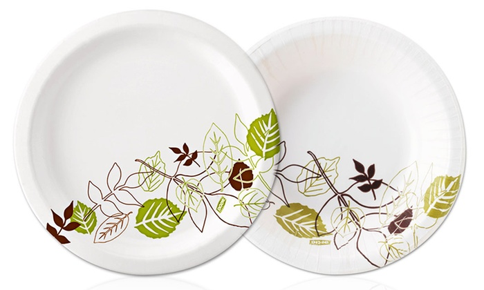 Dixie Paper Bowls or Paper Plates: Dixie Paper Bowls or Paper Plates 500-Count from $41.99–$42.99