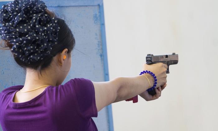 Jacksonville Gun Runners - Jacksonville: Firearm-Handling Class for One or Two at Jacksonville Gun Runners (Up to 47% Off)