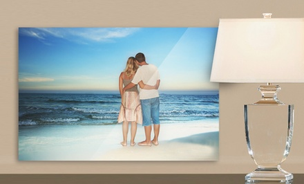 Custom Photo Print on Acrylic from CreateMyWalls (Up to 71% Off). Three Options Available.