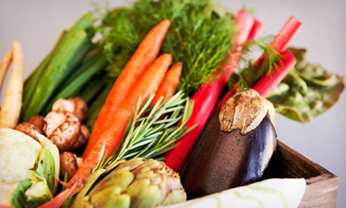 Fresh Nation: $15 for $30 Worth of Local and Organic Produce from Fresh Nation
