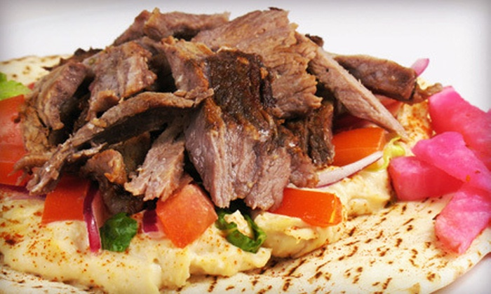 Aegean Grill - East Northport: $10 for $20 Worth of Greek Food at Aegean Grill