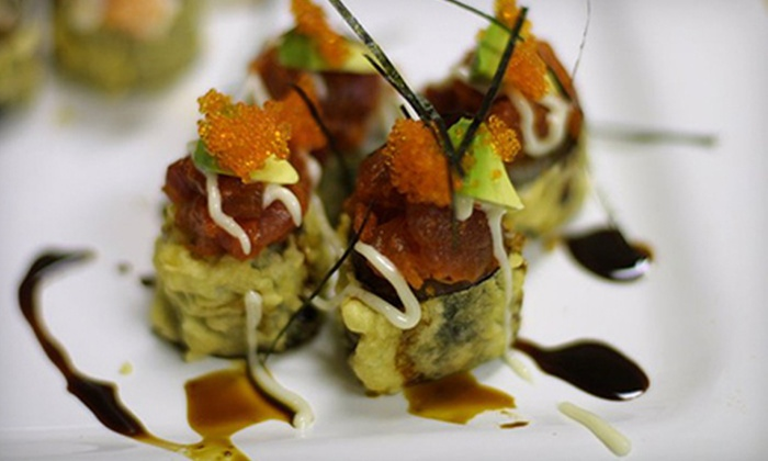 Ronnie 2 - Northeast Anchorage: $15 for $30 Worth of Sushi and Japanese Cuisine at Ronnie 2