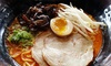 Momiji - Central Colma: Japanese Food for Two on a Monday-Thursday or Friday-Sunday at Momiji (Up to 45% Off)
