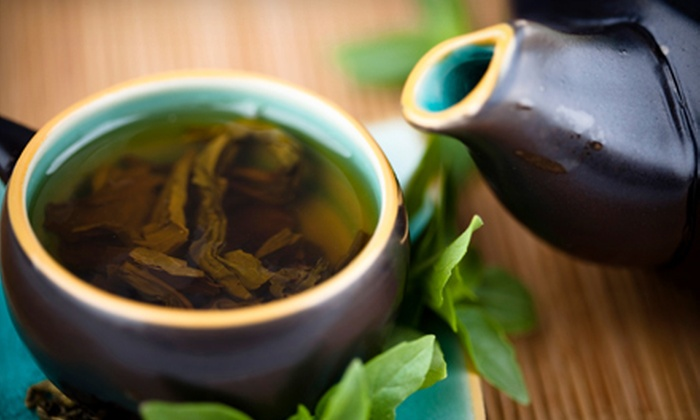 Experience Tea - Olde Town: Three or Five Classes at Experience Tea (Up to 53% Off)
