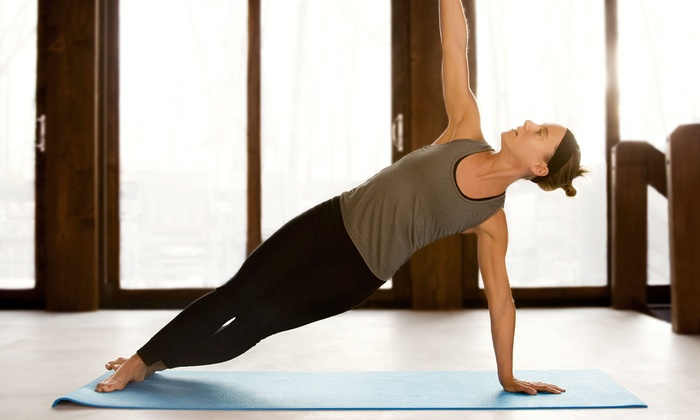 Studio 1.16 - Scenic Bluff: 10 or One Month of Unlimited Yoga Classes at Studio 1.16 (Up to 70% Off)